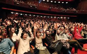 La procédure peut - célébration de la cinématographie - festival grand écran